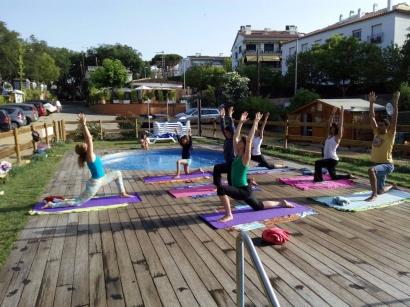 Ioga i Massatges a la Costa Brava www.bocinetdecel.com